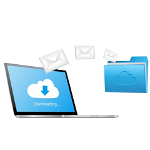 Hosted Email Exchange Icon