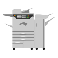 printer and copier support