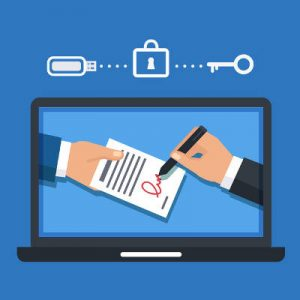 Digital Signatures are More Efficient and Secure