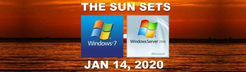 No support for Windows 7 & 2008 Server