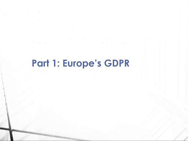 How to Stay Compliant with GDPR & California's Assembly Bill 375