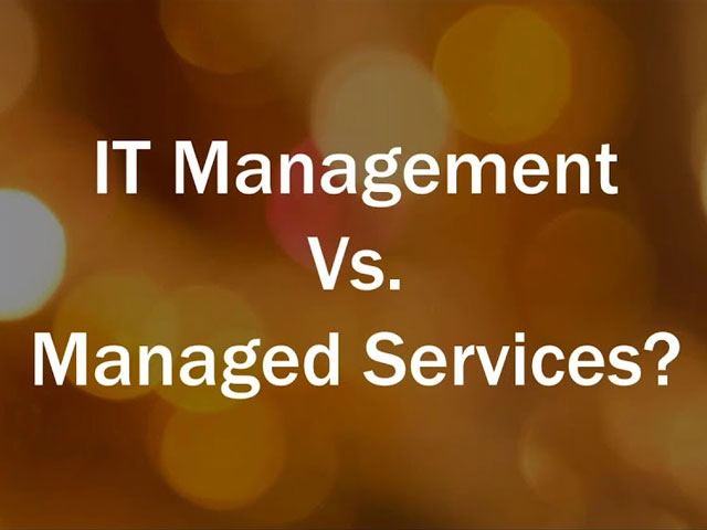 Myths of Managed IT Services